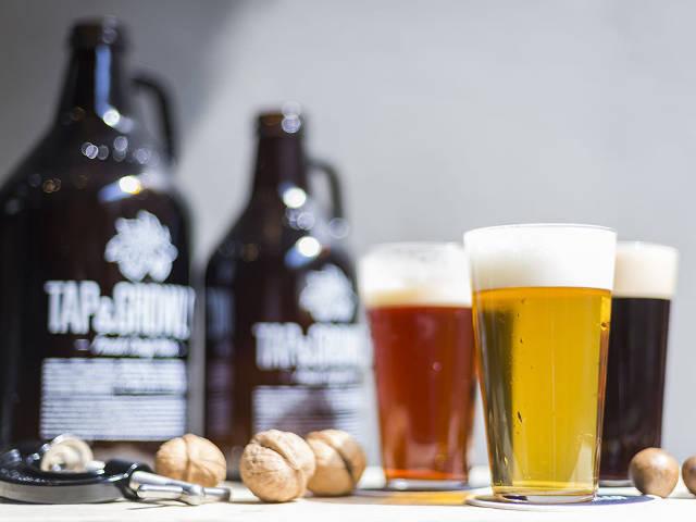 うまさを追求した下北沢のビール量り売り専門店『TAP&GROWLER』が最高すぎる