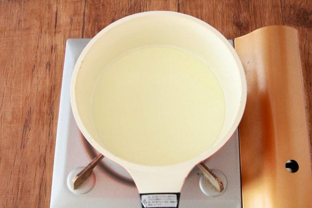 生クリーム1パックを使い切り!プロ直伝「カスタードプリン」のレシピの画像