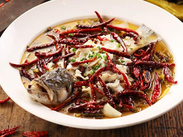 2.酸味と辛みに食欲が掻き立てられる! 本場中国の味を貫く『漁見』【蔵前】