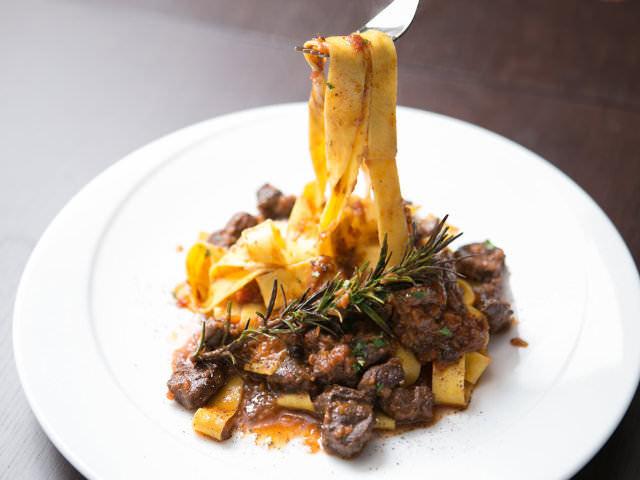 旬の食材をシンプルに味わう! 広尾『ラ トラットリアッチャ』で本場トスカーナ料理を