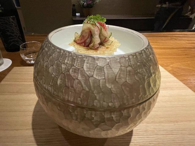 【銀座】和食レストラン『季苑KION』の料理はサプライズばかり! おすすめは旬が詰まった「3段重」