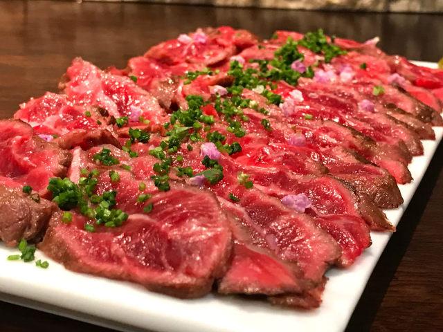 絶品「和牛じゅうたん」は必食!ガッツリ「和牛」を味わい尽くす、恵比寿・肉のテーマパーク『89BAL』
