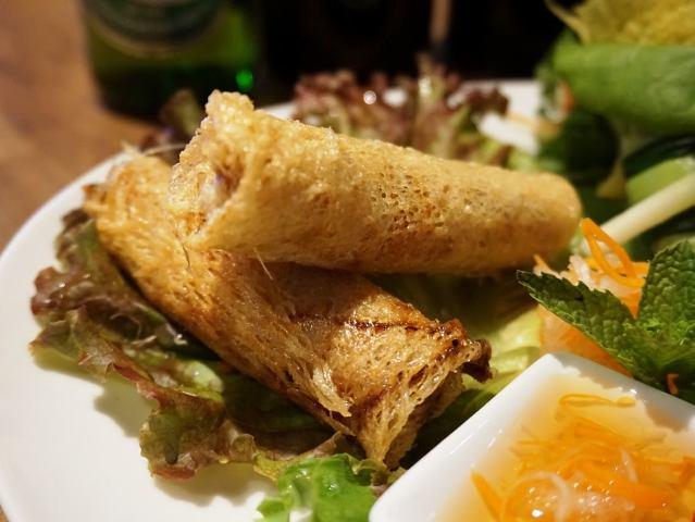 シェフの故郷・ベトナム南部の伝統料理を味わう。六本木『フーンナム』