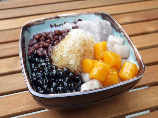 もっちもちの台湾スイーツ「芋園」がウマすぎてアジアで大人気!台湾発のスイーツ専門店『鮮芋仙』が初上陸
