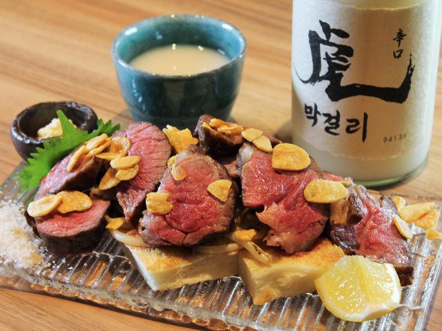 ラムステーキが驚くほどやわらかい! ラム肉専門店『焼き羊』でしか味わえない和食ベースの「ラム」が話題
