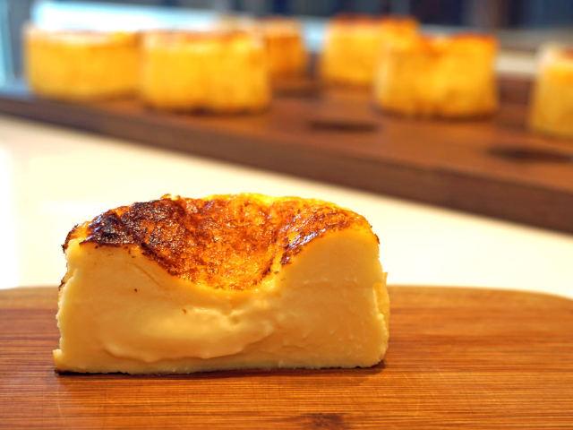 ケーキ 白金 バスク チーズ