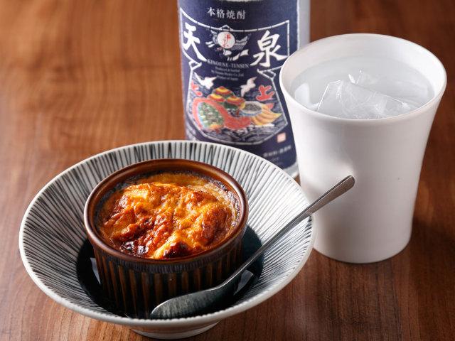 利き酒師・あおい有紀アナも絶賛!恵比寿『イワカムツカリ』で味わう、初心者も飲みやすい「粕取り焼酎」