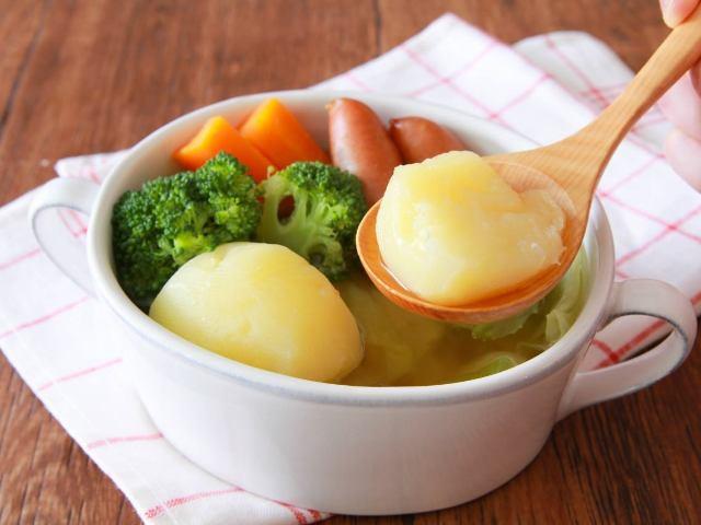 秋の旬野菜「ジャガイモ」をおいしく味わう! 品種「メークイン」「男爵」の特徴を生かした簡単絶品レシピ