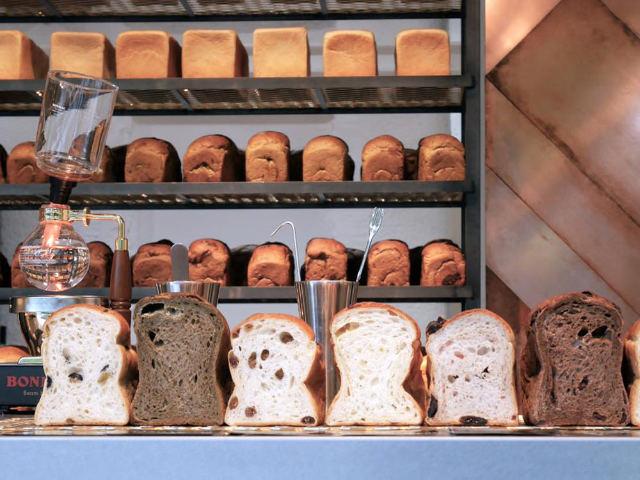 食パン1本が空前のおいしさ!食パンブームの一歩先をゆく、食パン専門店『バイキングベーカリー』