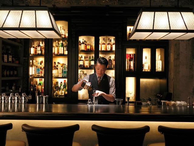 【渋谷】世界No1のバーが日本上陸、『The SG Club(ザ エスジー クラブ)』