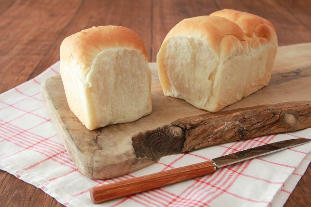耳までやわらかい「生食パン」をパウンド型で作ってみよう!