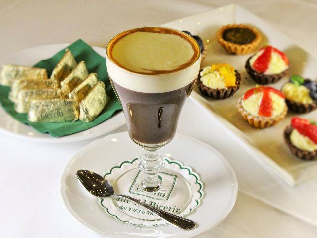 ビター&濃厚なチョコレートドリンク「ビチェリン」とは? イタリアの超老舗カフェが日本初進出!