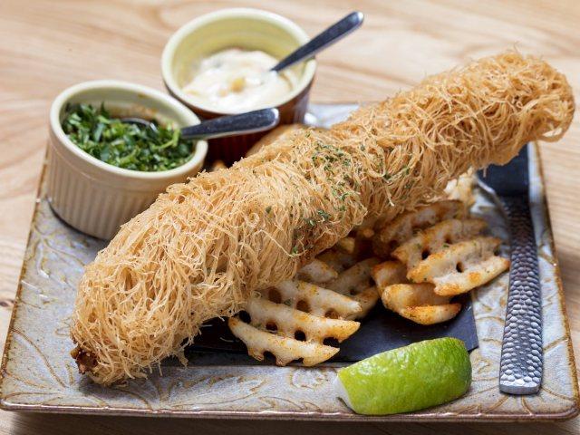 地球環境を考えた「サステナブルシーフード」の魚がおいしい! 世田谷で『BLUE』が日本初の試み