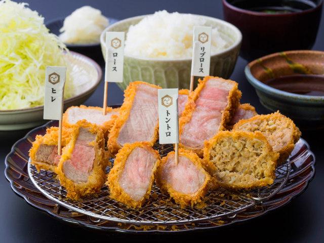 豚の「一頭揚げ」とは? 極上「豚肉」のいろんな部位が食べ比べできる、とんかつ専門店『亀かわ』
