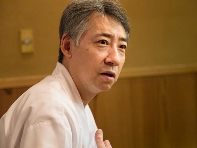 元・宮内省大膳寮の料理人が開いた、「おまかせのみ」の高級洋食店