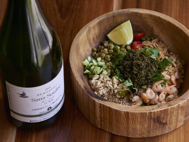 創作ベトナム料理とソムリエ厳選ワインのマリアージュ!有名ソムリエ渾身の新店『An Di』オープン