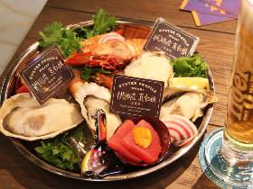 牡蠣と樽生タイガービールの相性がやばすぎ!シンガポールのオイスターバーが初上陸