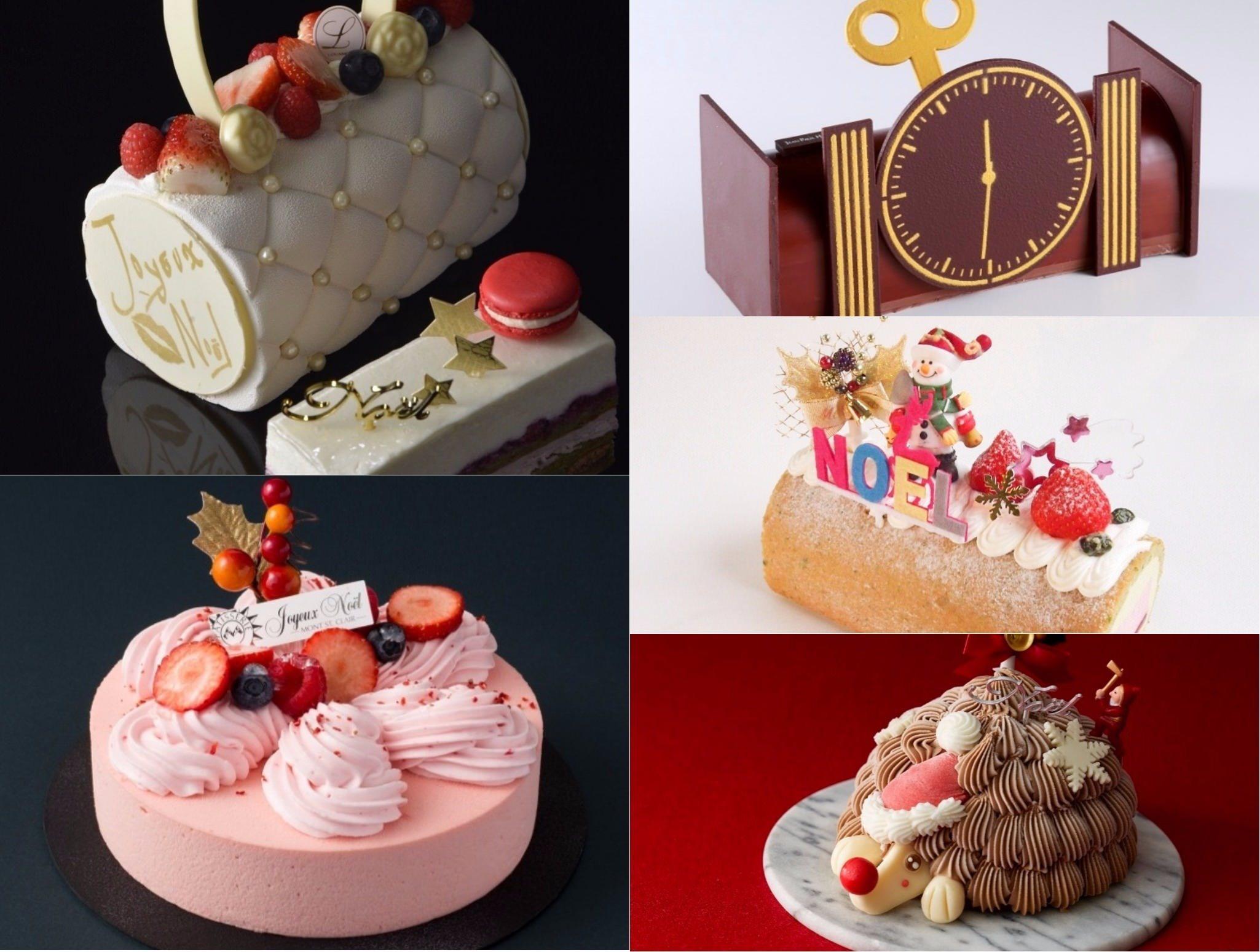 【2017年版】予約必須! 超人気パティスリーの極上クリスマスケーキ5選
