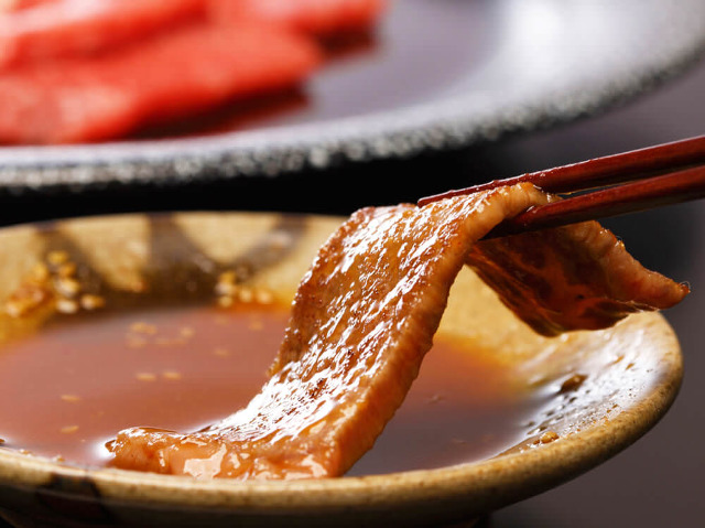 焼肉のタレ レシピ