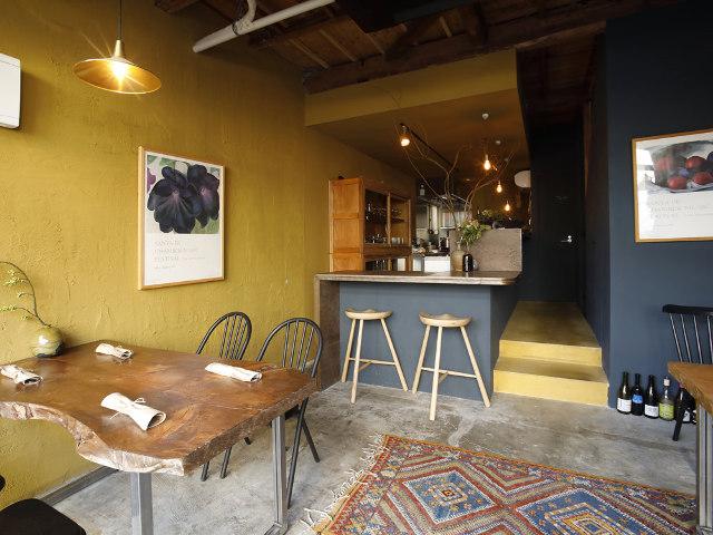 居心地の良さに心が温まる。絶品「東京の一軒家ビストロ」5店
