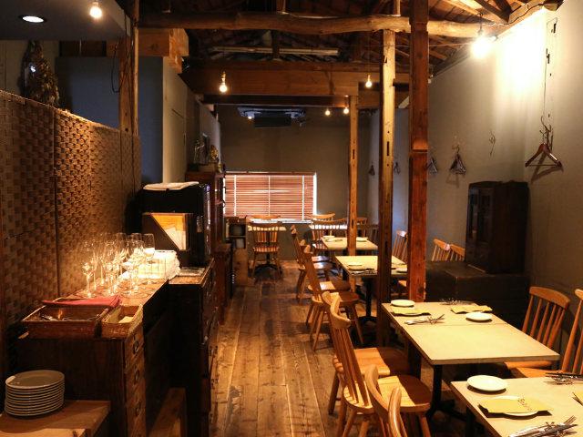 【1】ベトナム料理のエッセンスも加えた、独創的なビストロ料理が楽しい!『ビストロ ボレロ』(中目黒)