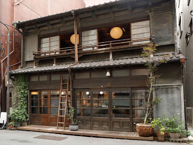 【2】築70年を超える古民家ビストロ『KUFUKU±』で、ニッポンのフレンチに舌鼓(秋葉原)