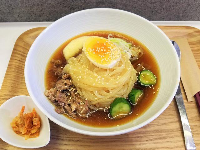 喉ごしバツグンの「つるしこ冷麺」にもうトリコ! 日本名水百選使用のスープまでおいしい「冷麺専門店」