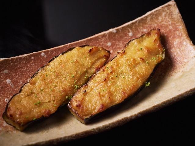 「なすの味噌田楽」をつまみにお酒がすすむ! 日本料理『懐石小室』小室光博氏が基本のレシピを伝授