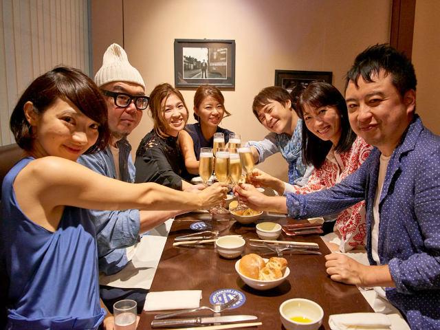 予約困難な人気店、恵比寿『オー・ギャマン・ド・トキオ』にグルメトレンドに敏感なあの人たちが集まった!