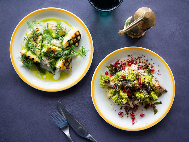 大人気『bills』の秋冬メニューが登場!2019年「ベストダイエット食」に選ばれた地中海食がテーマ