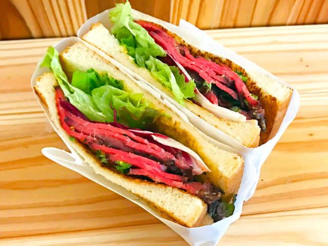 ついに復活!カフェブームのパイオニア『表参道バンブー』が40年ぶりに復刻させた「伝説のサンドイッチ」