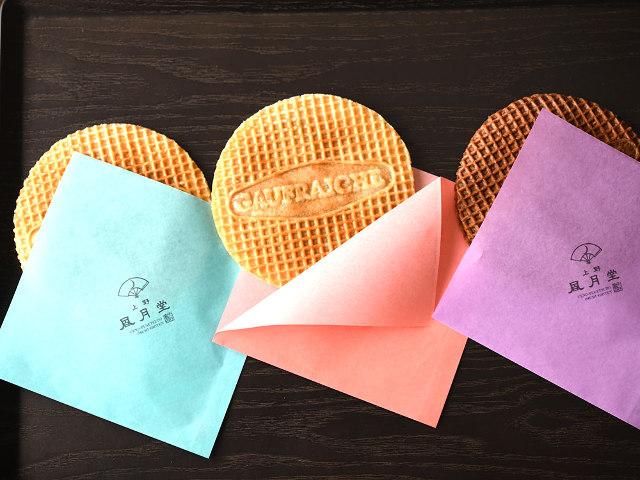 伝統の名菓「ゴーフル」が食べ歩きスイーツに変身! 上野の老舗菓子店『上野風月堂本店』の新たな挑戦