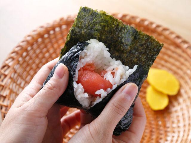 米・海苔・具のバランスが最高のおにぎりとは?