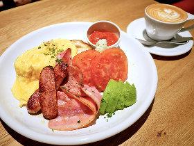 優雅な朝食にうっとり!美食の街・メルボルンのカフェを再現した『ラテグラフィック』が自由が丘にオープン