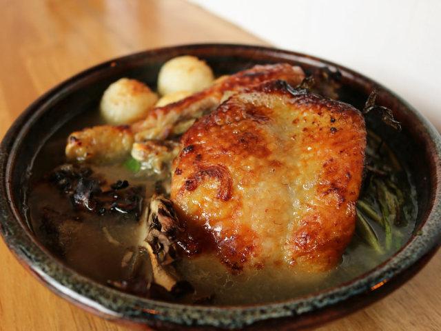 【豪徳寺】あの名ビストロ出身シェフによるジャンルレスな料理、『ketoku』
