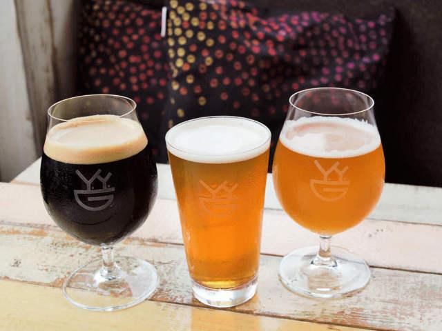 新たなブリューパブ誕生! 新宿に現れた醸造所『Y.Y.G.Brewery&Beer kitchen』