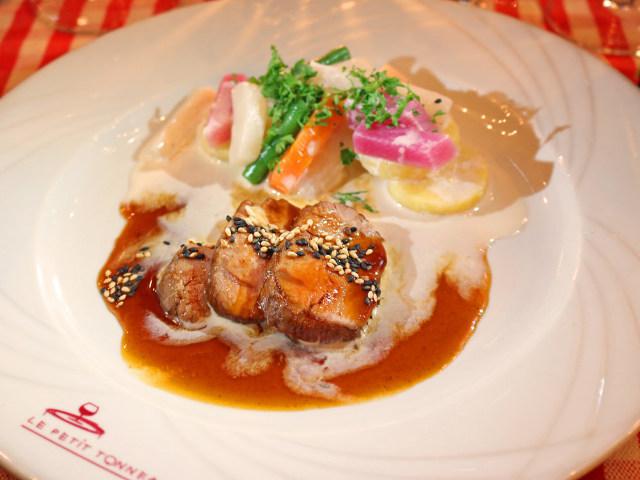 特別なフレンチが味わえる! 日本のビストロのパイオニア『ル・プティ・トノー』【虎ノ門】