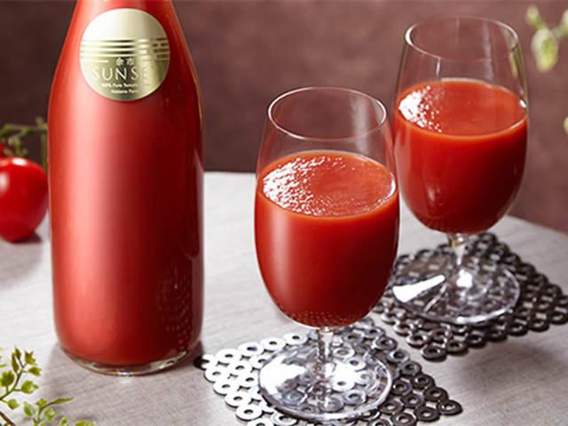現役秘書もお墨付き! 夏の手土産に選びたい、ワンランク上の「トマトジュース」4選