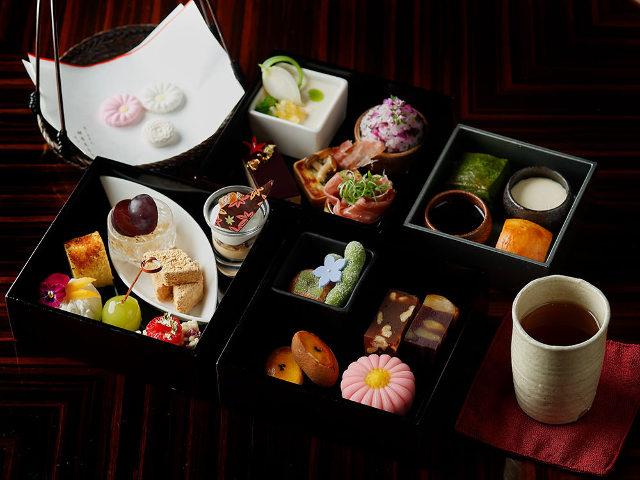 『パレスホテル東京』が老舗和菓子『鍵善良房』と限定コラボ!アフタヌーンティーで味わう、京のおもてなし