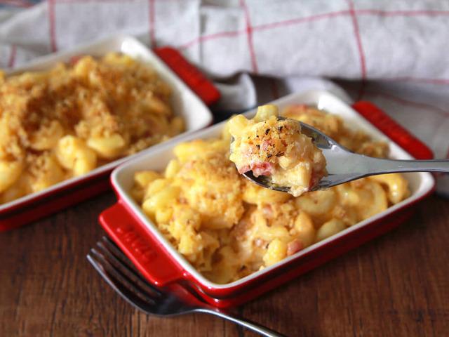 【オーブン不要】アメリカのおふくろの味「マカロニ&チーズ」をいろんな種類のチーズで楽しもう!