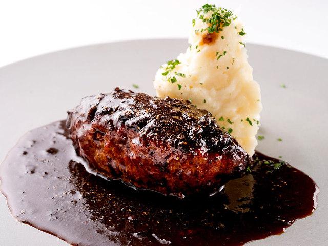 肉々しさハンパなし! 極上「ハンバーグ」にファン続出の洋食店が上野に誕生