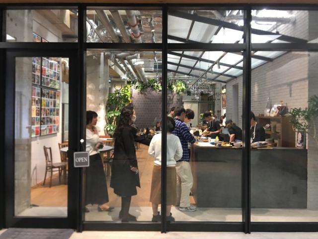 優れた仕事は健康から。渋谷の一般公開社員食堂『UB1 TABLE』は舌と身体に嬉しい食のオアシス