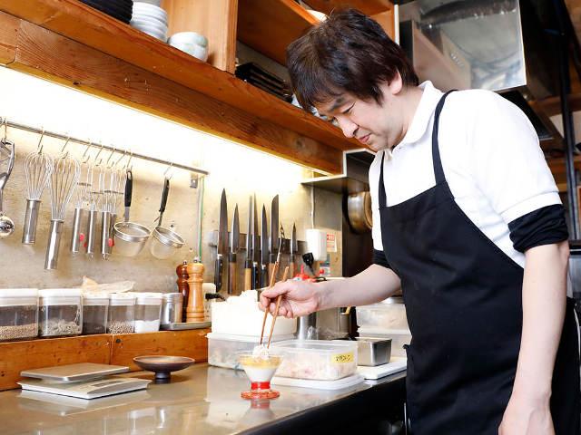 作りたいのは、「日本人に生まれて良かった」と思える料理