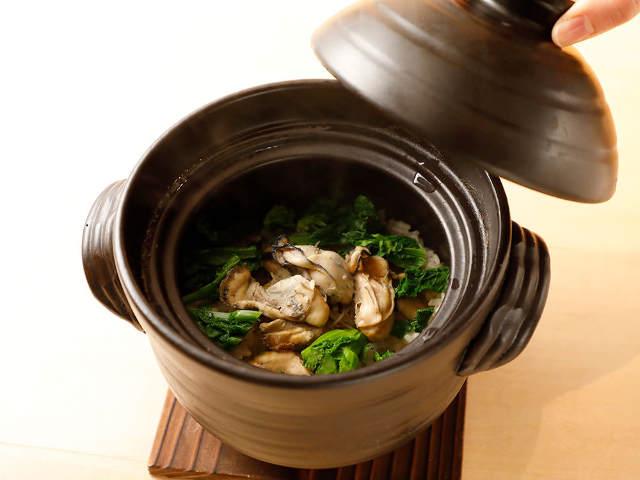 絶品土鍋ご飯で、日本のおいしさをしみじみ味わう