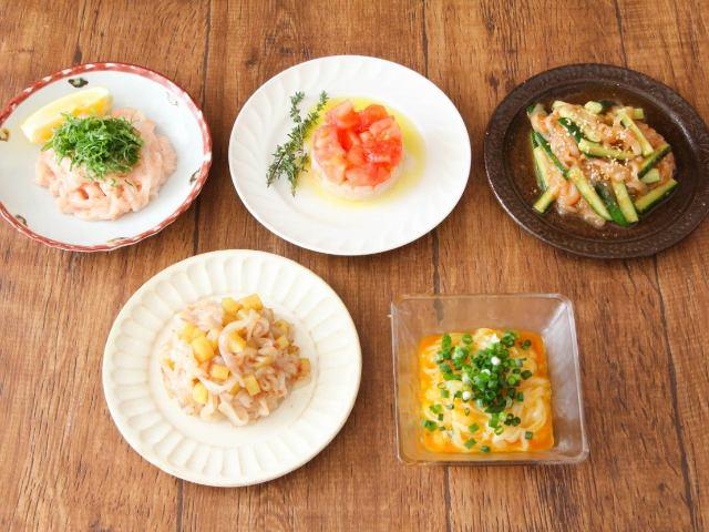 夏は「イカ刺し」が使える!? 5分で作れる絶品レシピ5選