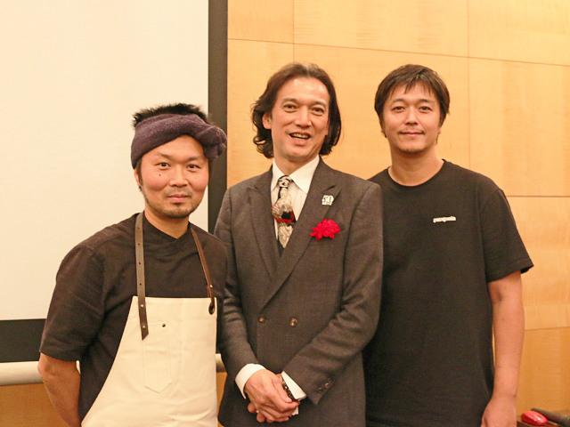 """日本を代表する『傳』・『フロリレージュ』が抱く、""""世界に通用する日本の食文化""""とは【レポート】"""