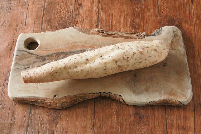 春に収穫される長芋は、加熱料理がオススメ!