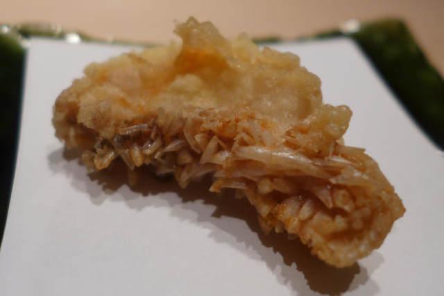 静岡で見つけた驚くべき天ぷら! 通い詰めることをオススメ!【食の賢人が選ぶ2016年の最高のひと皿】