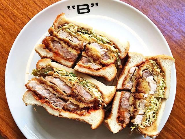 今すぐに食らいつきたい! 東京でスゴいカツサンドが食べられる店4選