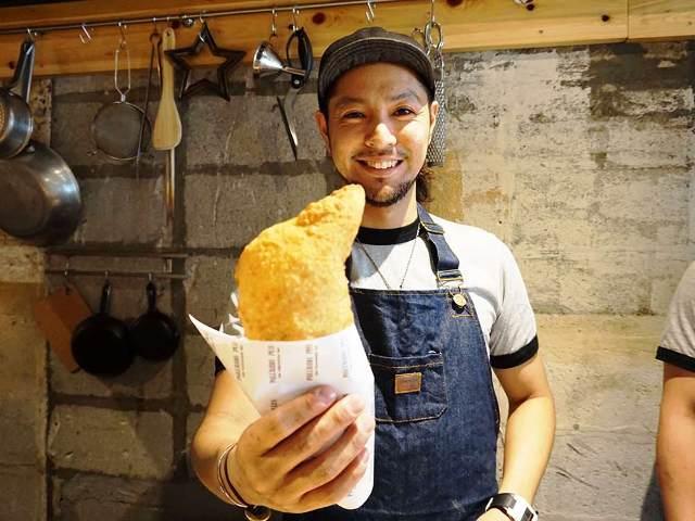 【武蔵小山】世界2位の名手による至福の揚げピッツァを気軽に、『パレルモ プラス』